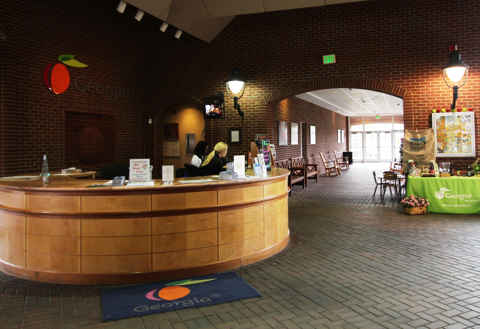 Augusta Welcome Center