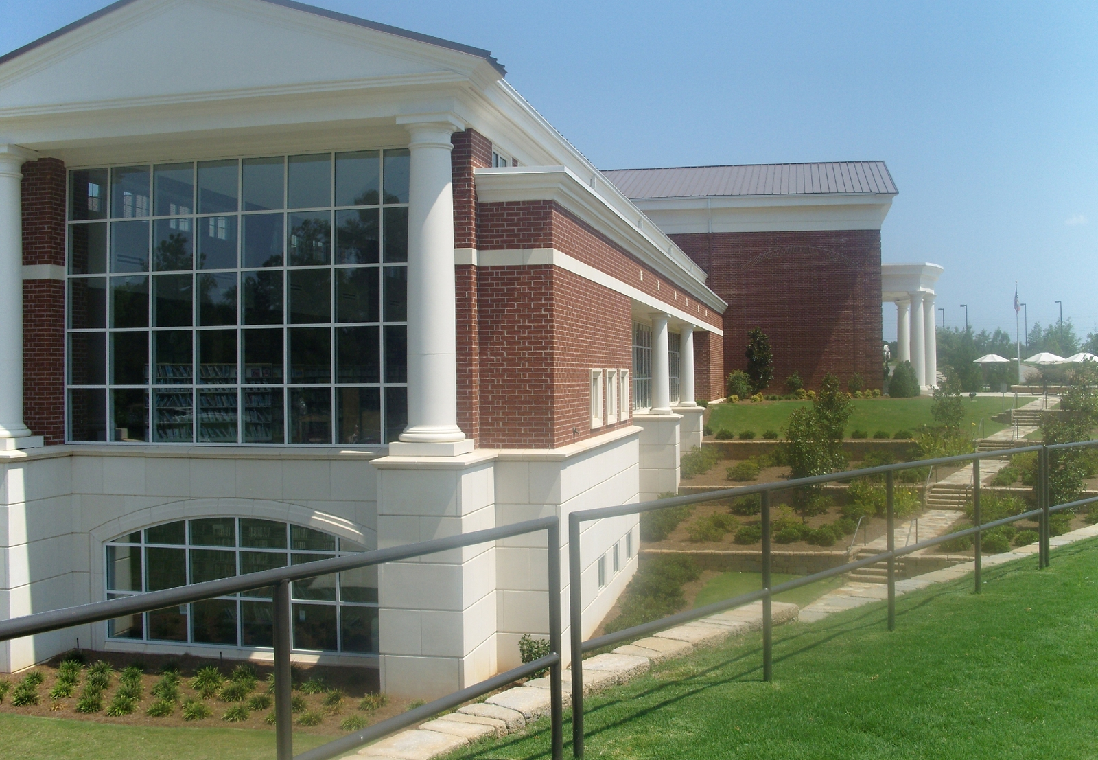 Columbia County Library 01